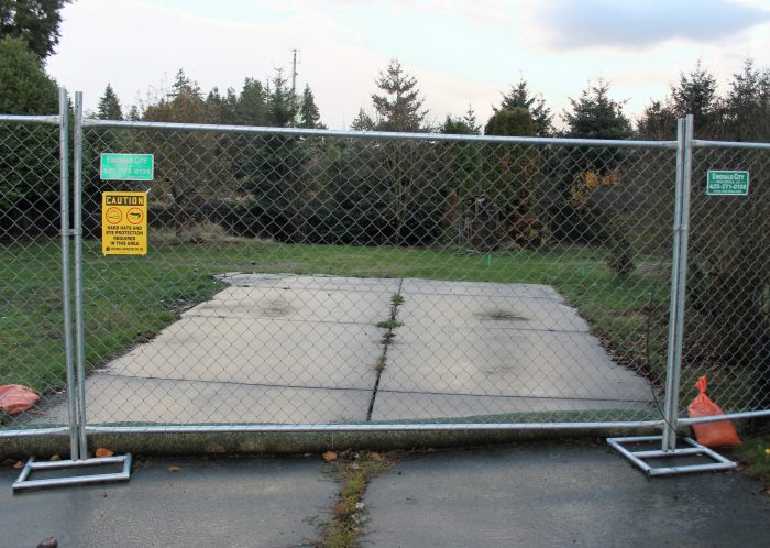 Melody Hill houses torn down to make way for Lynnwood Link