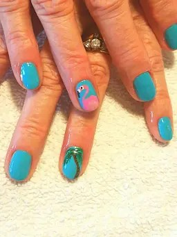 a charmed life nail salon coming to
