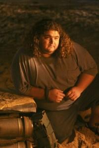 """Jorge Garcia as Hugo """"Hurley"""" Reyes."""