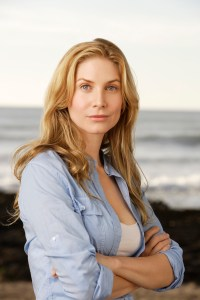 Elizabeth Mitchell as Juliet Burke.
