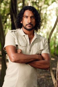 Naveen Andrew as Sayid Jarrah.