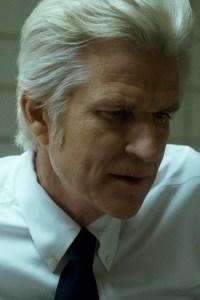 Matthew Modine as Dr. Martin Brenner.