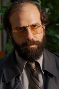 Brett Gelman as Murray Bauman.