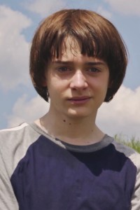 Noah Schnapp as Will Byers.