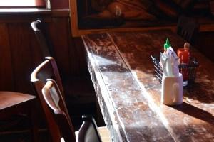 Poe's Tavern Interior