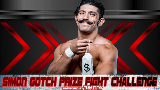 Gotch Prize Fight