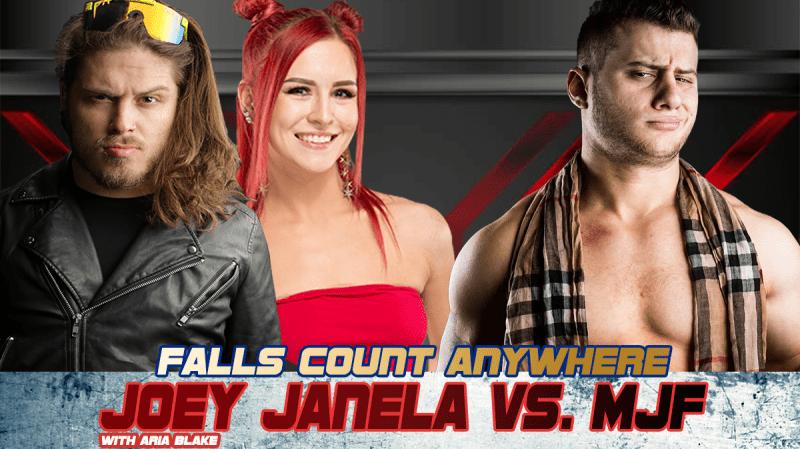 Janela vs MJF