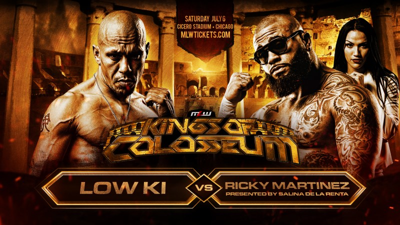 Low Ki vs. Ricky Martinez
