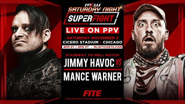 Mance Warner vs. Jimmy Havoc