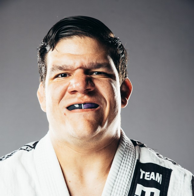 Garrini reunited with Team Filthy; recruits new fighter