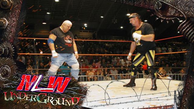Underground: Dusty Rhodes vs. Terry Funk vs. Steve Corino | Kojima vs. Nagai!