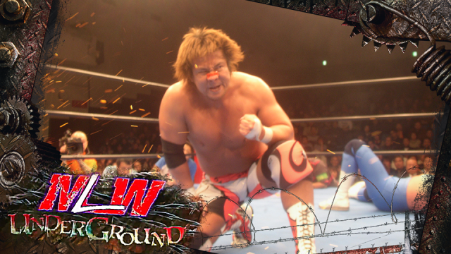 Underground #10: Satoshi Kojima vs. Johnny Smith