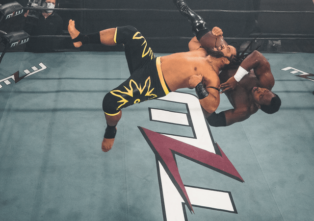 Fusion Recap: ACH Challenges Jacob Fatu For World Title