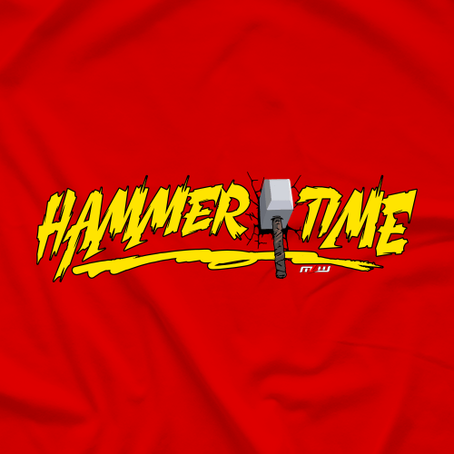 NEW! Hammertime Tee