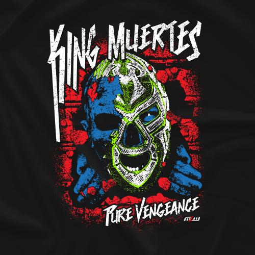 New King Muertes t-shirt
