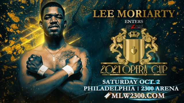 Lee Moriarty enters the Opera Cup