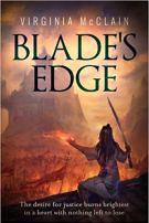 Blades Edge by Virginia McClain
