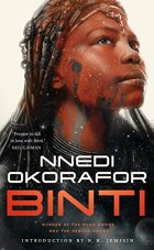 Binti by Nnedi Okorafor cover for African SFF list (YA sci-fi)