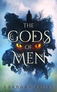 The Gods of Men by Barbara Kloss (sword and sorcery) cover for SPFBO Finalist Sale