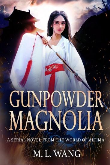 Gunpowder Magnolia preliminary cover