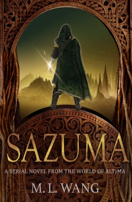 Sazuma preliminary book cover