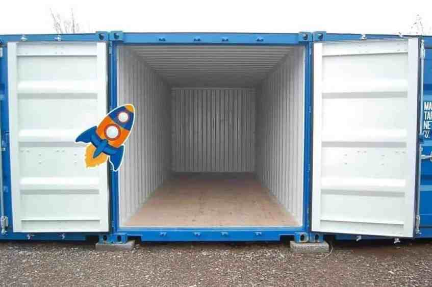 Secure Lockup Storage Removals Company MLW Removals Somerset