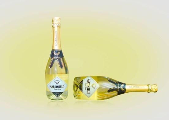 Martinellis Sparkling White Wine - Stevenchuks