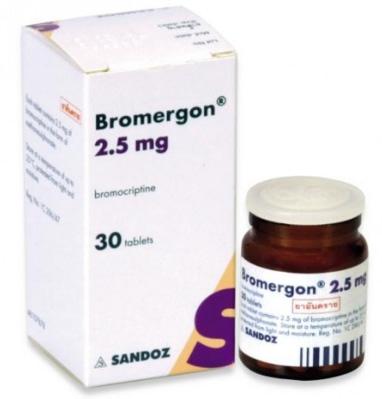 Bromergon 2.5Mg Tabs X 30 - PurpleShop
