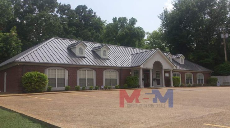 M&M Construction Services LLC metal roofing pros Ms
