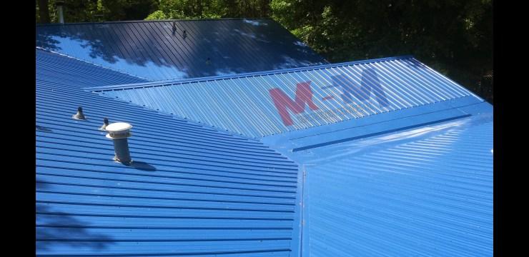Best metal roofing contractor in ms