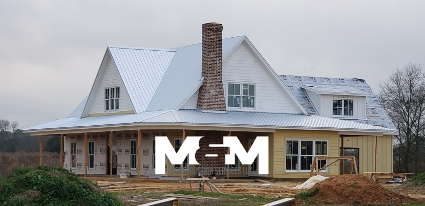 licenced commercial contractor in ms, metal roofing, custom building contractor, insurance claim Ms,