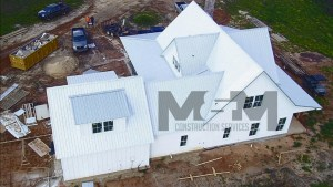 Metal roofing contractor Ms, licenced commercial contractor