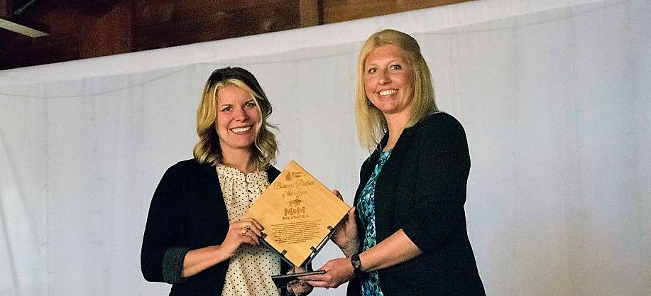 M&M named Huron Pines Business Partner of the Year