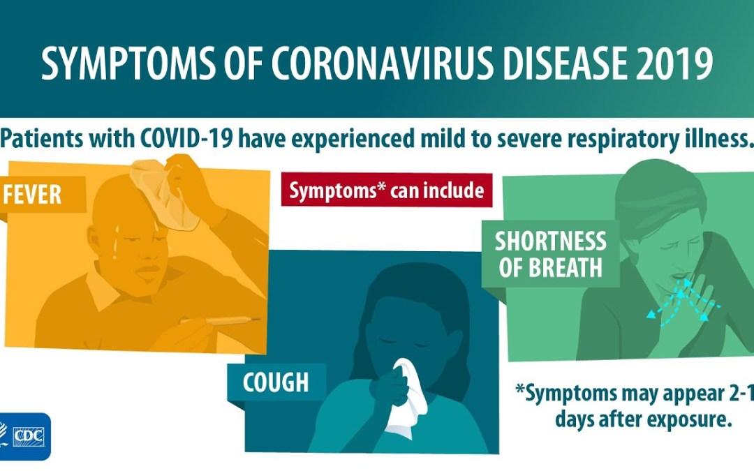 M&M response to Coronavirus COVID-19