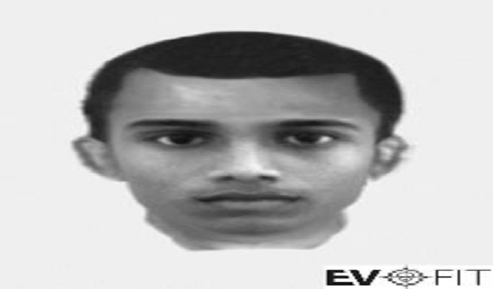 Police have released an e-fit of a Muslim pervert who sexually assaulted a woman and exposed himself to a man in Bolton.