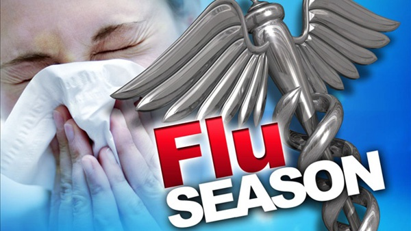 Indiana Reports First Flu-Related Death Of 2019