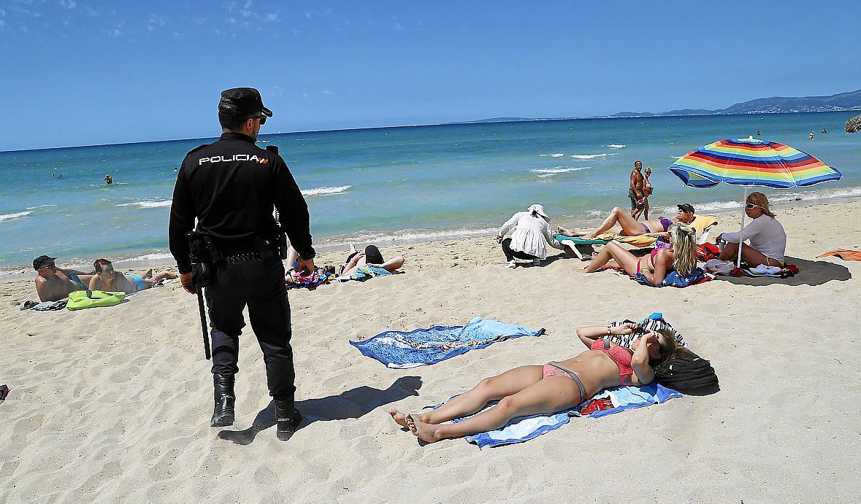 mallorca strand playa de palma