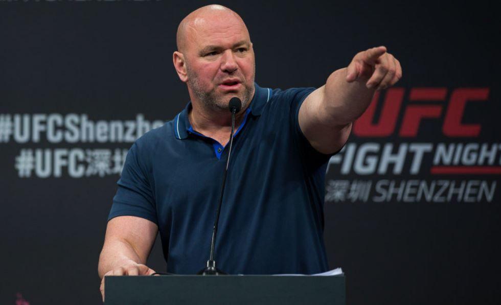 Dana White advised Jake Paul to create his own MMA league