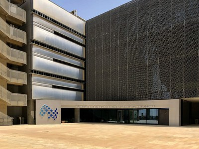 Mohamed bin Zayed University of Artificial Intelligence (MBZUAI) Campus located in Masdar City - Abu Dhabi, United Arab Emirates.