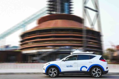 Apollo displays Fully Automated Driving, a breakthrough based on seven years of innovation, during Baidu World 2020.