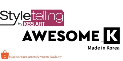 Style telling by KBSART with Awesome-K