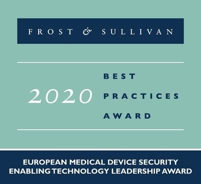 2020 European Medical Device Security Enabling Technology Leadership Award