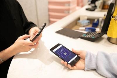 顧客可於線下換領線上領取的優惠或福利