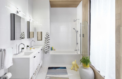 kohler expands smart home collection at ces 2021 emphasizes wellbeing and touchless experiences for kitchen and bath pr newswire apac