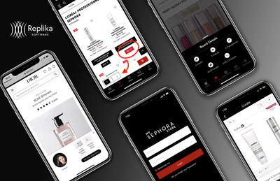 Replika Software Secures Series A Financing from LVMH Luxury Ventures and L'Oreal BOLD Ventures to Power the Future of Social Selling