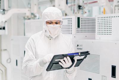 Lam Research's new Vantex™ chamber on its industry leading Sense.i™ etch platform.