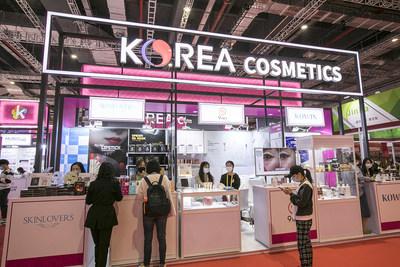 Korean firms enjoy market opportunities at CIIE