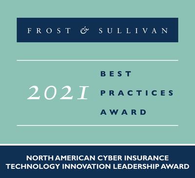 2021 North American Cyber Insurance Technology Innovation Leadership Award