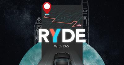 YAS 宣布夥拍忠意保險有限公司(香港分行)(忠意保險)推出全港首個名為「RYDE with YAS」的乘客微保險。