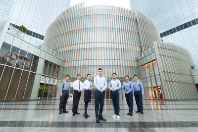 Hang Lung Properties launches new staff uniforms with a new image to highlight its vibrant and dynamic brand personality